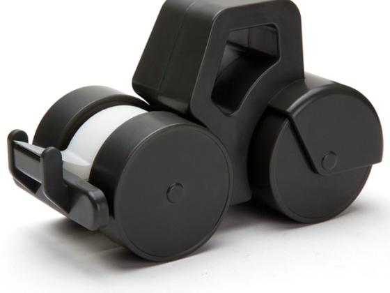 Ototo Design 重型机械车造型透明胶收纳座/Roller Tape