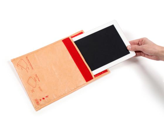 Luckies 绝密信封平板电脑包 防水/防撕裂/Tablet  Sleeve