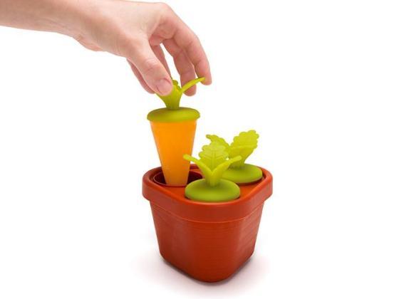 Peleg Design Veggie Pop-Popsicle Maker