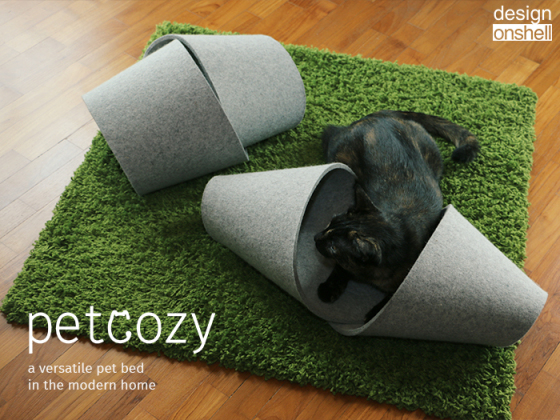 Petcozy by Design on Shell